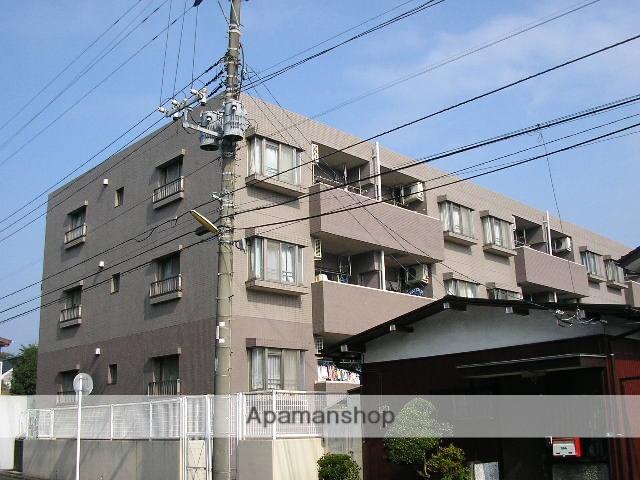 神奈川県横浜市青葉区、市が尾駅徒歩29分の築23年 3階建の賃貸マンション