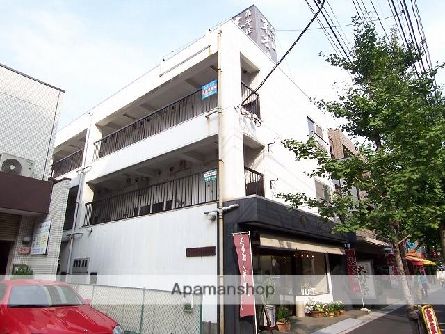 神奈川県川崎市宮前区、宮崎台駅徒歩4分の築30年 3階建の賃貸マンション