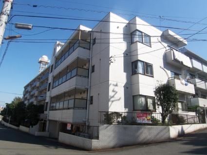 神奈川県川崎市宮前区、宮崎台駅徒歩17分の築32年 3階建の賃貸マンション