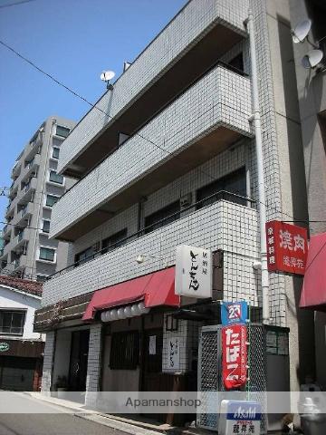 神奈川県川崎市宮前区、宮前平駅徒歩16分の築30年 4階建の賃貸マンション