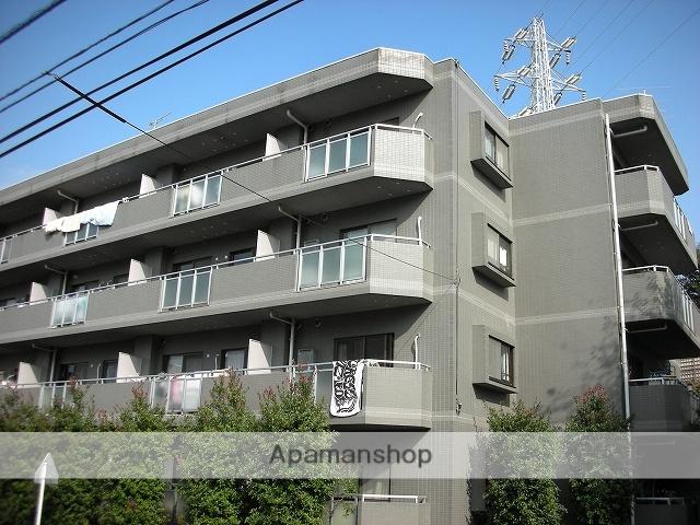 神奈川県川崎市高津区、溝の口駅徒歩19分の築23年 5階建の賃貸マンション
