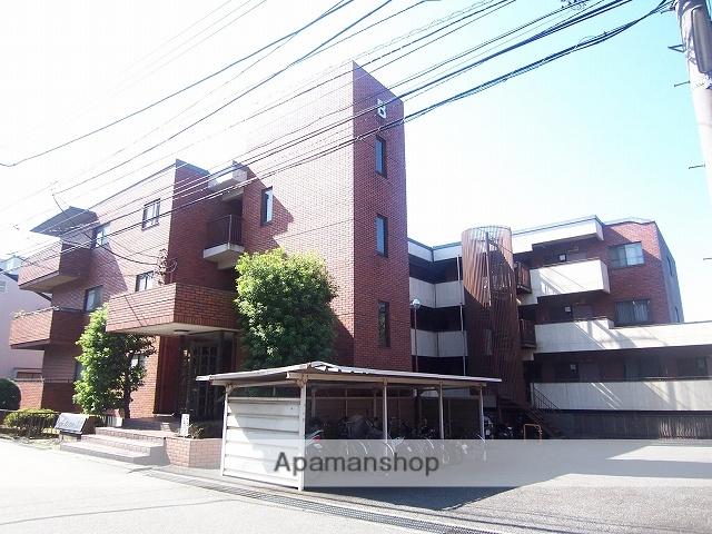 神奈川県川崎市宮前区、宮崎台駅徒歩21分の築35年 4階建の賃貸マンション