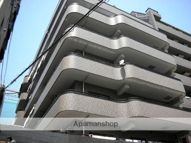 神奈川県川崎市宮前区、宮前平駅徒歩17分の築19年 8階建の賃貸マンション