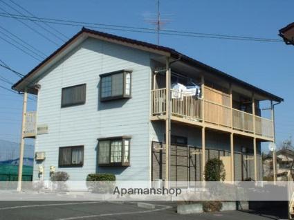 神奈川県横浜市都筑区、鷺沼駅徒歩16分の築21年 2階建の賃貸アパート