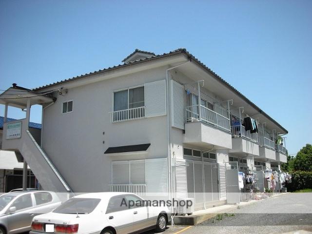 神奈川県川崎市宮前区、鷺沼駅徒歩20分の築28年 2階建の賃貸アパート