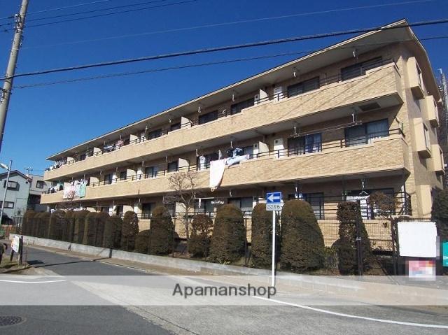 神奈川県川崎市宮前区、梶が谷駅徒歩20分の築28年 3階建の賃貸マンション