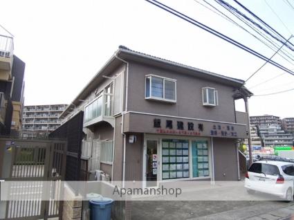 神奈川県川崎市宮前区、たまプラーザ駅徒歩12分の築24年 2階建の賃貸アパート