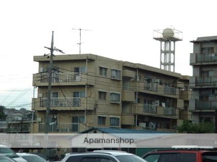 神奈川県横浜市青葉区、あざみ野駅徒歩15分の築34年 4階建の賃貸マンション