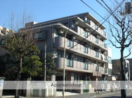 神奈川県川崎市宮前区、鷺沼駅徒歩8分の築18年 5階建の賃貸マンション