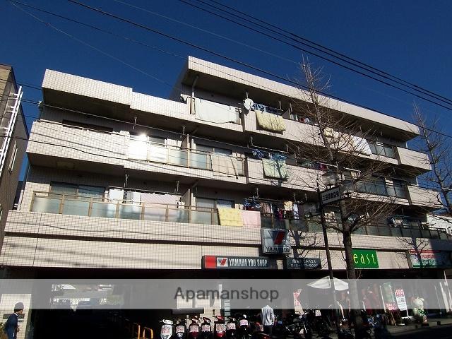 神奈川県川崎市宮前区、宮前平駅徒歩23分の築27年 4階建の賃貸マンション