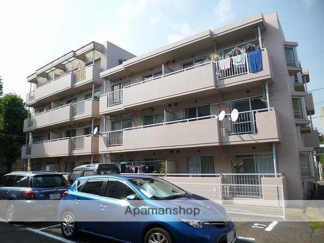 神奈川県川崎市宮前区、宮前平駅徒歩22分の築29年 4階建の賃貸マンション