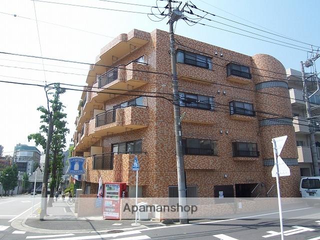 神奈川県横浜市青葉区、藤が丘駅徒歩12分の築29年 4階建の賃貸マンション