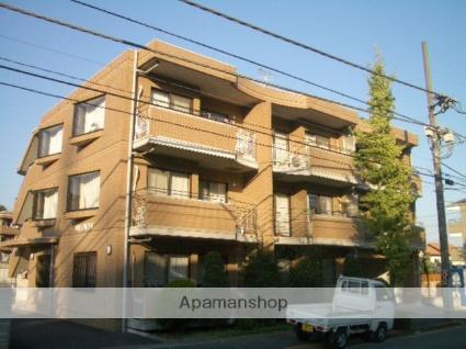 神奈川県横浜市青葉区、市が尾駅徒歩16分の築21年 3階建の賃貸マンション