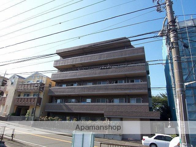 神奈川県川崎市宮前区、宮前平駅徒歩9分の築16年 5階建の賃貸マンション