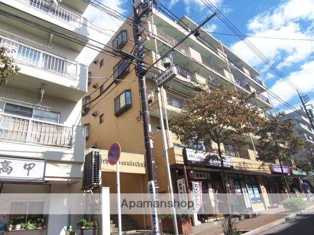 神奈川県横浜市青葉区、江田駅徒歩17分の築32年 6階建の賃貸マンション