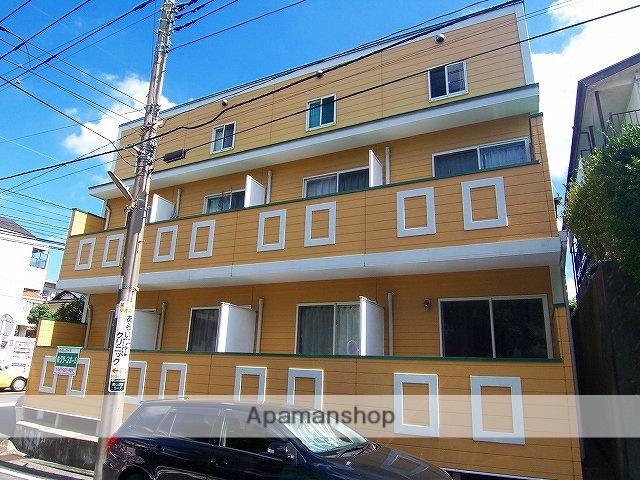 神奈川県横浜市青葉区、鷺沼駅徒歩29分の築10年 2階建の賃貸アパート