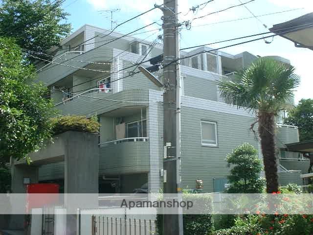 神奈川県川崎市宮前区、宮崎台駅徒歩13分の築27年 4階建の賃貸マンション