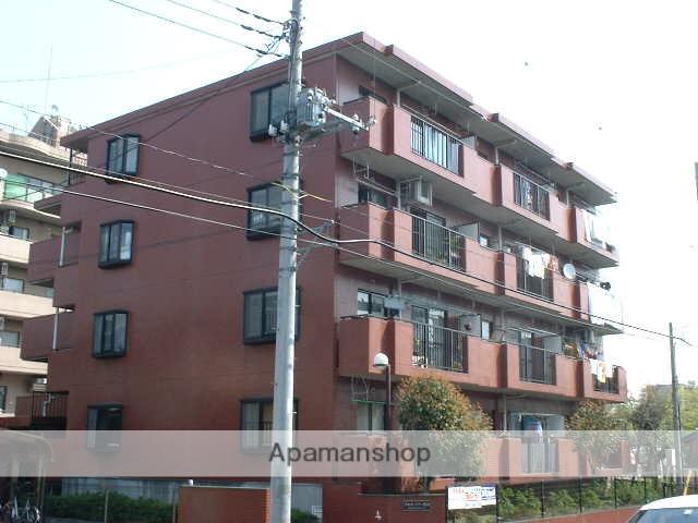 神奈川県川崎市宮前区、宮前平駅徒歩23分の築26年 4階建の賃貸マンション