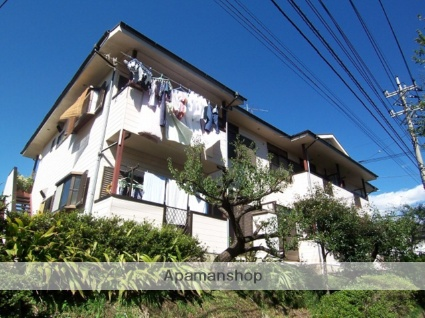 神奈川県川崎市宮前区、宮崎台駅徒歩24分の築24年 2階建の賃貸アパート