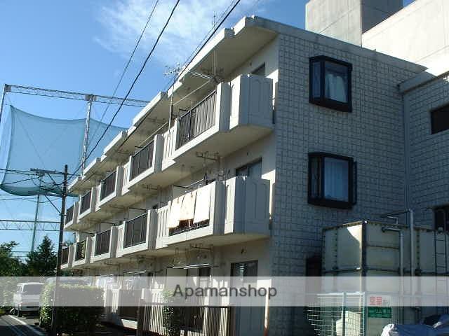 神奈川県横浜市青葉区、たまプラーザ駅徒歩6分の築28年 3階建の賃貸マンション