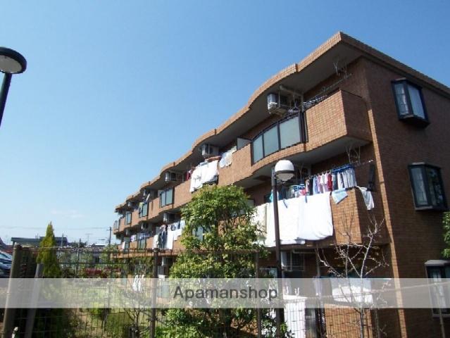 神奈川県川崎市宮前区、宮崎台駅徒歩13分の築19年 3階建の賃貸マンション