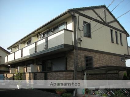 神奈川県川崎市高津区、溝の口駅徒歩20分の築13年 2階建の賃貸アパート