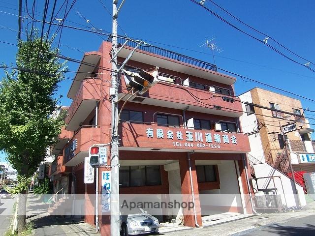 神奈川県川崎市宮前区、宮前平駅徒歩20分の築34年 3階建の賃貸マンション