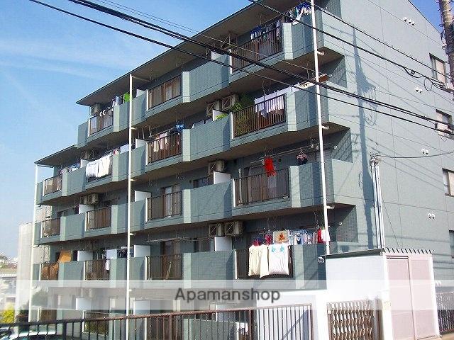 神奈川県川崎市宮前区、梶が谷駅徒歩26分の築22年 5階建の賃貸マンション