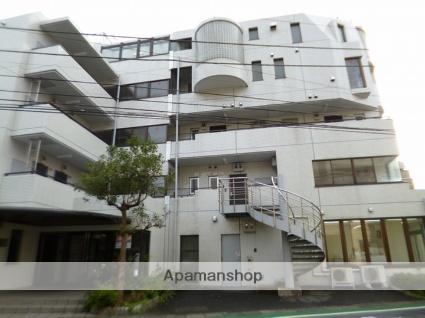 神奈川県川崎市宮前区、梶が谷駅徒歩19分の築28年 5階建の賃貸マンション
