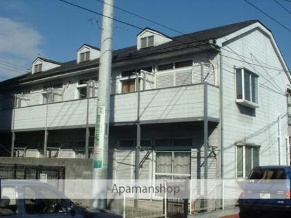 神奈川県川崎市高津区、溝の口駅徒歩15分の築30年 2階建の賃貸アパート