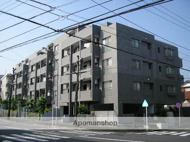 神奈川県横浜市青葉区、市が尾駅徒歩27分の築23年 4階建の賃貸マンション