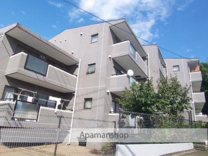 神奈川県横浜市青葉区、江田駅徒歩20分の築24年 3階建の賃貸マンション