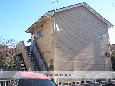 神奈川県川崎市宮前区、武蔵新城駅徒歩30分の築19年 2階建の賃貸アパート