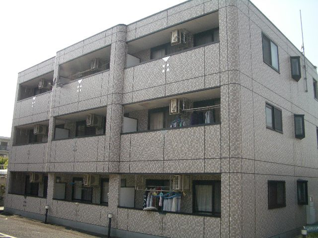 神奈川県川崎市高津区、溝の口駅徒歩19分の築20年 3階建の賃貸マンション