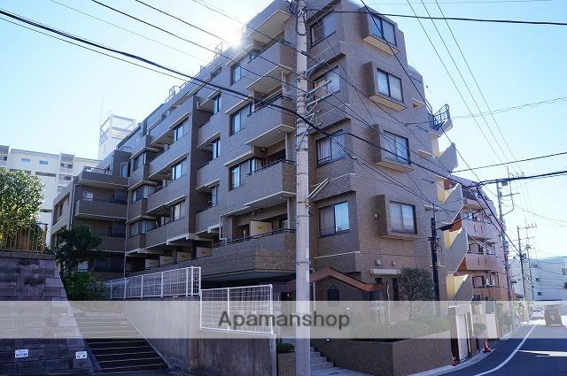 神奈川県横浜市青葉区、江田駅徒歩17分の築26年 7階建の賃貸マンション