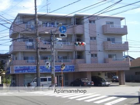 神奈川県横浜市青葉区、江田駅徒歩21分の築29年 4階建の賃貸マンション