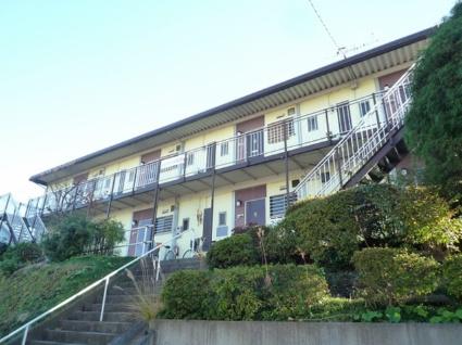 神奈川県横浜市青葉区、市が尾駅徒歩20分の築31年 2階建の賃貸アパート