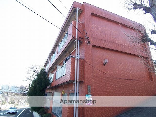 神奈川県横浜市青葉区、たまプラーザ駅徒歩8分の築34年 3階建の賃貸マンション