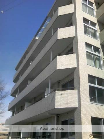 神奈川県川崎市宮前区、鷺沼駅徒歩15分の築30年 6階建の賃貸マンション