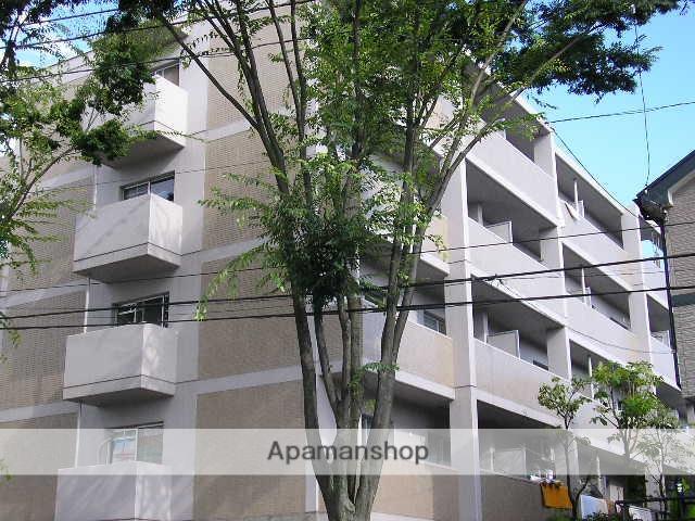 神奈川県横浜市青葉区、青葉台駅徒歩15分の築29年 4階建の賃貸マンション