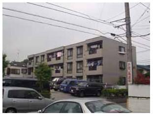 神奈川県川崎市高津区、武蔵中原駅徒歩26分の築22年 3階建の賃貸マンション