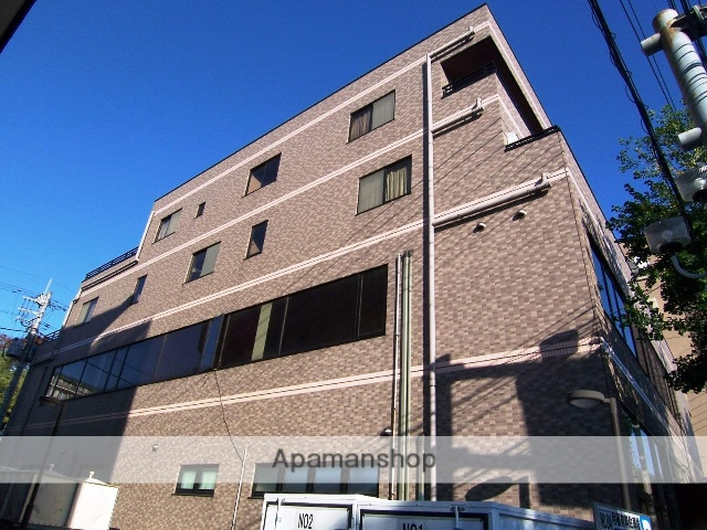 神奈川県川崎市宮前区、宮崎台駅徒歩12分の築17年 4階建の賃貸マンション