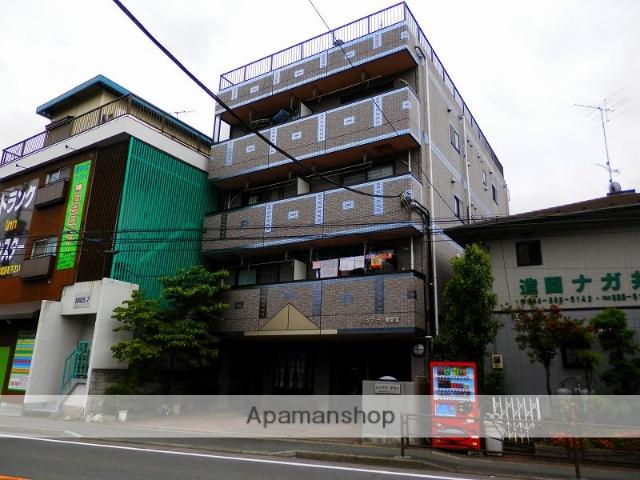 神奈川県川崎市宮前区、久地駅徒歩23分の築18年 4階建の賃貸マンション