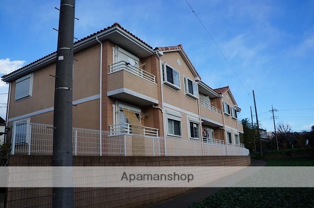 神奈川県横浜市青葉区、川和町駅徒歩18分の築13年 2階建の賃貸アパート