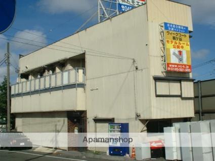 神奈川県川崎市宮前区、宮崎台駅徒歩14分の築37年 2階建の賃貸アパート