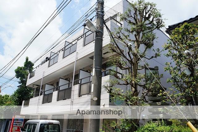 神奈川県川崎市宮前区、宮崎台駅徒歩9分の築27年 3階建の賃貸マンション