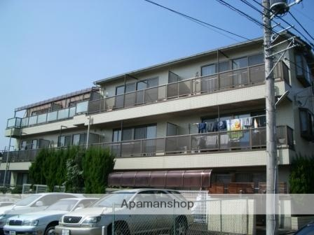 神奈川県横浜市青葉区、鷺沼駅徒歩36分の築26年 3階建の賃貸マンション