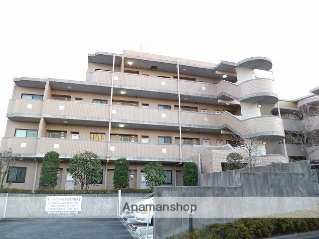 神奈川県横浜市都筑区、江田駅徒歩16分の築20年 4階建の賃貸マンション