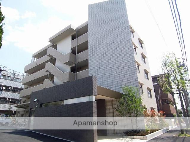 神奈川県川崎市宮前区、宮前平駅徒歩19分の築9年 5階建の賃貸マンション