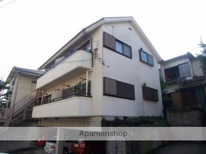 神奈川県横浜市青葉区、鷺沼駅徒歩16分の築27年 2階建の賃貸アパート